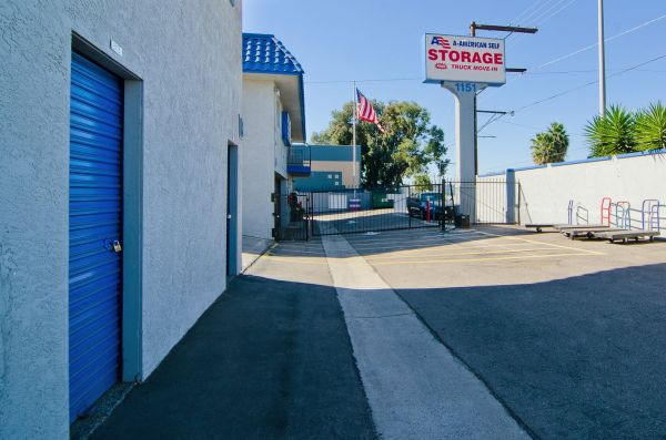 A-American Self Storage - El Cajon 1151 Greenfield Dr El Cajon, CA - Photo 3