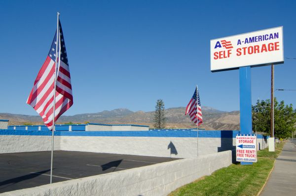 A-American Self Storage - Florida Ave 44820 E Florida Ave Hemet, CA - Photo 0