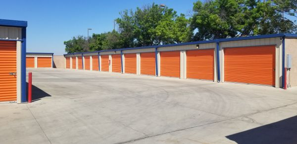 A-American Self Storage - Marks Ave. 2455 N Marks Ave Fresno, CA - Photo 1