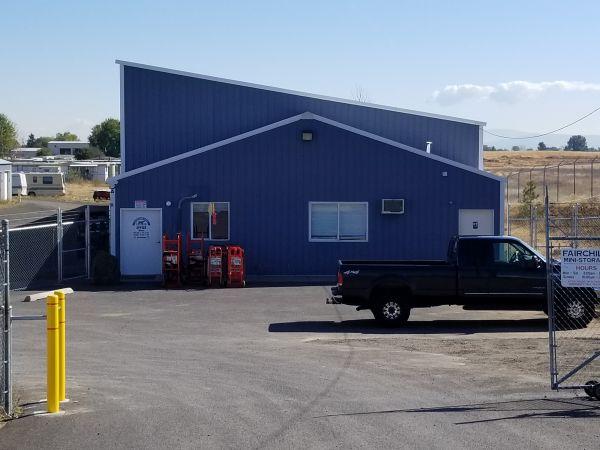 Fairchild Mini Storage 1529 South Craig Road Airway Heights, WA - Photo 0