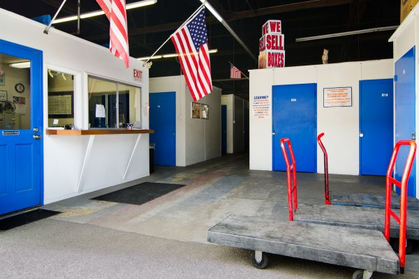 A-American Self Storage - Santa Barbara Annex 1 N Calle Cesar Chavez Santa Barbara, CA - Photo 2