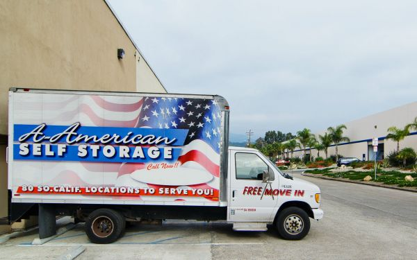 A-American Self Storage - Santa Barbara Annex 1 N Calle Cesar Chavez Santa Barbara, CA - Photo 4