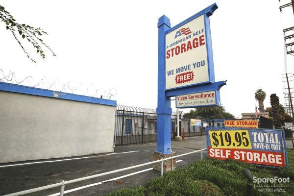 A-American Self Storage - Santa Fe Springs 13443 Rosecrans Ave Santa Fe Springs, CA - Photo 2