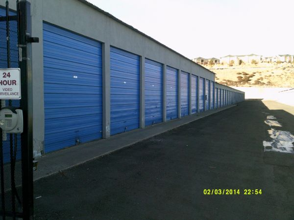 A-American Self Storage - Sutro 2585 Sutro St Reno, NV - Photo 1