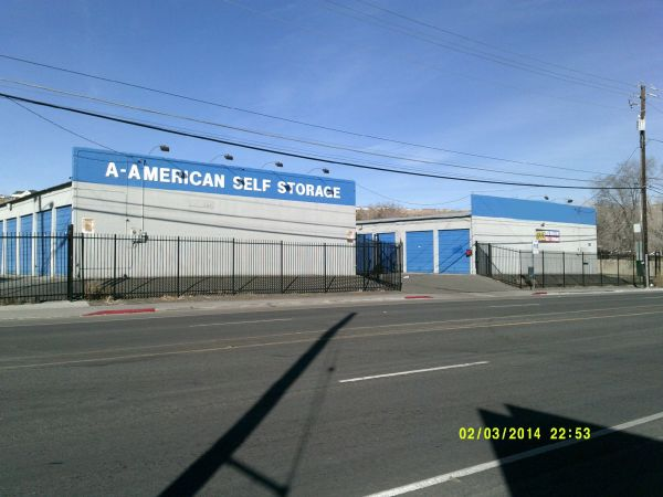 A-American Self Storage - Sutro 2585 Sutro St Reno, NV - Photo 2