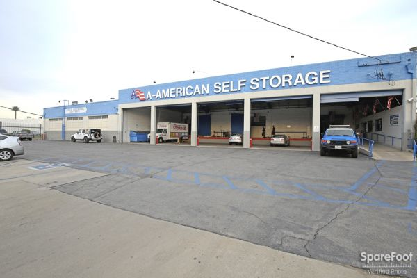 A-American Self Storage - West L A 2300 Federal Ave Los Angeles, CA - Photo 1