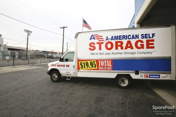 A-American Self Storage - West L A 2300 Federal Ave Los Angeles, CA - Photo 2