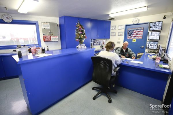 A-American Self Storage - West L A 2300 Federal Ave Los Angeles, CA - Photo 5
