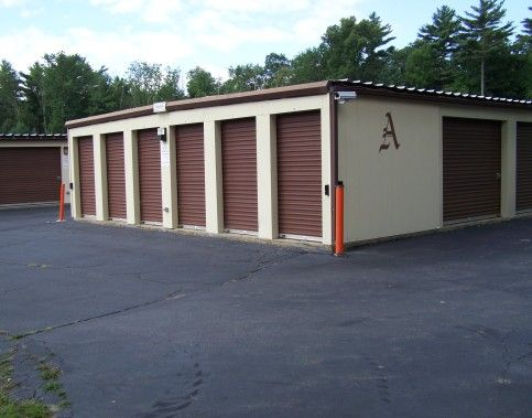 106 Self Storage 106 County Road Plympton, MA - Photo 0