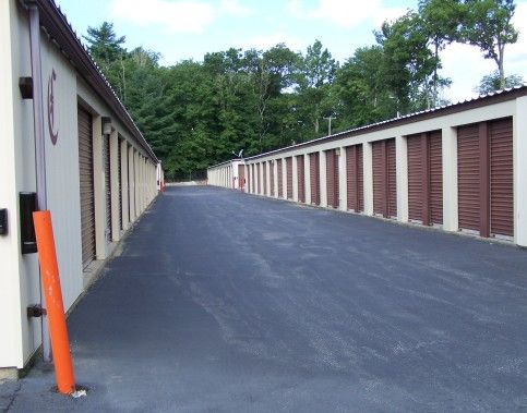 106 Self Storage 106 County Road Plympton, MA - Photo 1
