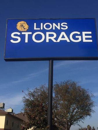 Lions Storage 3201 South Chester Avenue Bakersfield, CA - Photo 0