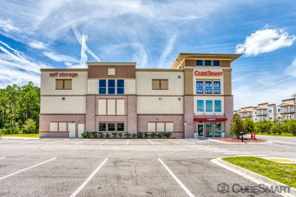 CubeSmart Self Storage - Fleming Island 1939 East West Parkway Fleming Island, FL - Photo 0