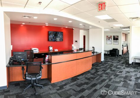 CubeSmart Self Storage - Carrollton - 2515 East Rosemeade Parkway 2515 East Rosemeade Parkway Carrollton, TX - Photo 3
