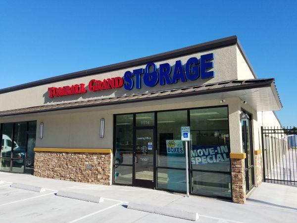 Tomball Grand Storage - 11714 Boudreaux Road 11714 Boudreaux Road Tomball, TX - Photo 0