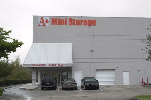 A+ Mini Storage - Davie 4021 Southwest 47th Avenue Davie, FL - Photo 0