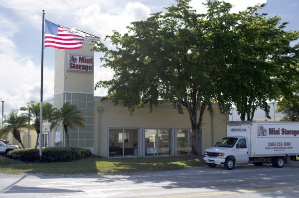 A+ Mini Storage - Kendall 12200 Southwest 117Th Avenue Miami, FL - Photo 0