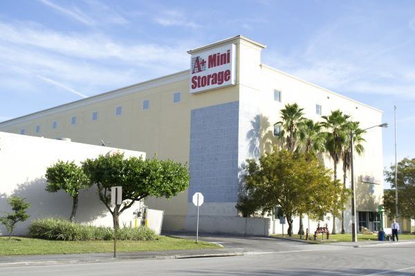 A+ Mini Storage - South Miami 8395 Southwest 67th Avenue Miami, FL - Photo 0