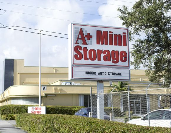 A+ Mini Storage - Airport East 1851 Delaware Parkway Miami, FL - Photo 0