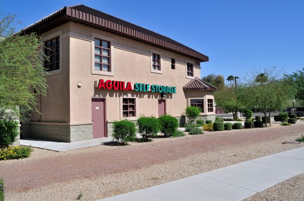 Aguila Self Storage 7815 S 35th Ave Laveen, AZ - Photo 0