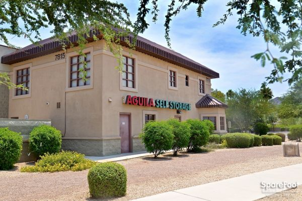 Aguila Self Storage 7815 S 35th Ave Laveen, AZ - Photo 2