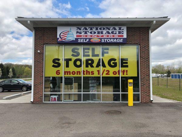 National Storage Centers - South Lyon 59070 Oasis Center Drive South Lyon, MI - Photo 0