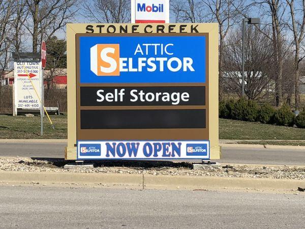 Attic Selfstor - Belleville 1780 Church Street Belleville, IN - Photo 0
