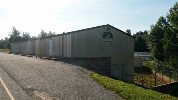 Byrds Mini Storage - Dawsonville 135 Jack Heard Rd Dawsonville, GA - Photo 1