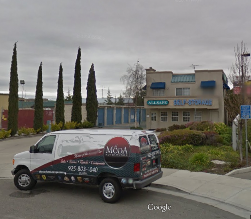 Allsafe Self-Storage - Dublin 6250 Sierra Lane Dublin, CA - Photo 2