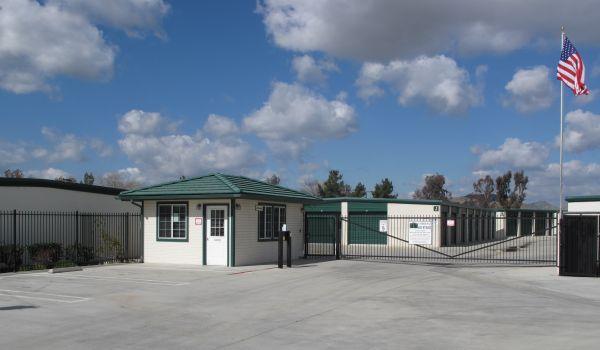 A Storage Place - Hemet - 3450 Wentworth Drive 3450 Wentworth Drive Hemet, CA - Photo 2