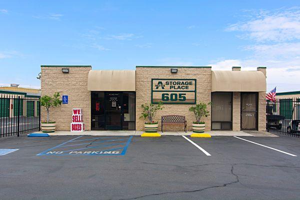 A Storage Place - Chula Vista - 605 Anita Street 605 Anita Street Chula Vista, CA - Photo 1