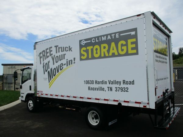 Climate Storage - Pellissippi 10630 Hardin Valley Road Knoxville, TN - Photo 1