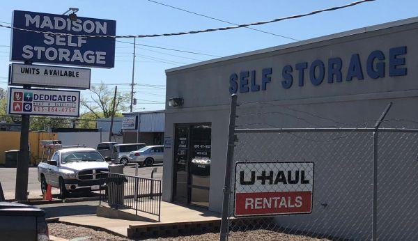 Madison Self Storage 111 Woodruff Street Nashville, TN - Photo 1