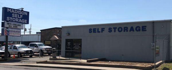 Madison Self Storage 111 Woodruff Street Nashville, TN - Photo 2