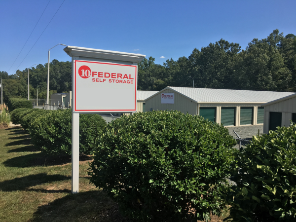 10 Federal Self Storage - 128 McGhee Rd, Chapel Hill, NC 27517 128 Mcghee Road Chapel Hill, NC - Photo 3
