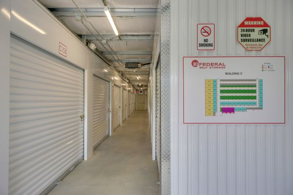 10 Federal Self Storage - 250 Huffine St, Gibsonville, NC 27249 250 Huffine Street Gibsonville, NC - Photo 6