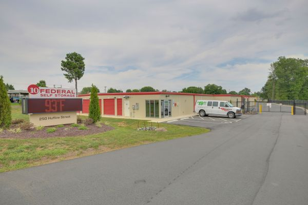 10 Federal Self Storage - 250 Huffine St, Gibsonville, NC 27249 250 Huffine Street Gibsonville, NC - Photo 1