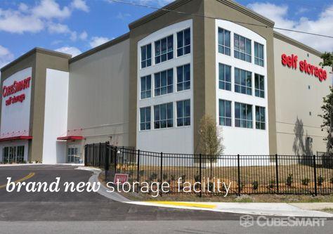CubeSmart Self Storage - Jacksonville - 45 Jefferson Rd 45 Jefferson Rd Jacksonville, FL - Photo 0