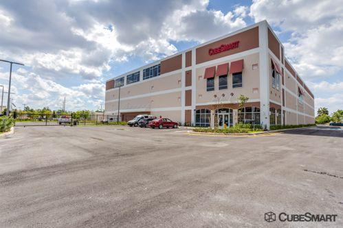 CubeSmart Self Storage - Pembroke Pines - 18460 Pines Blvd 18460 Pines Boulevard Pembroke Pines, FL - Photo 0