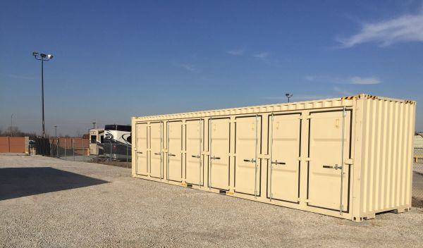 Southside Storage - Raymore 210 South Co Road J Raymore, MO - Photo 1