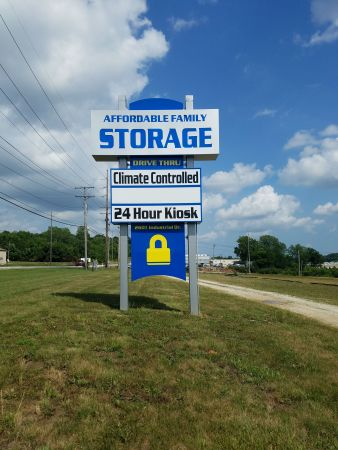Affordable Family Storage - Jefferson City 2601 Industrial Drive Jefferson City, MO - Photo 3