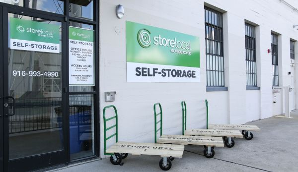 Storelocal Self Storage 5030 Luce Avenue McClellan Park, CA - Photo 0