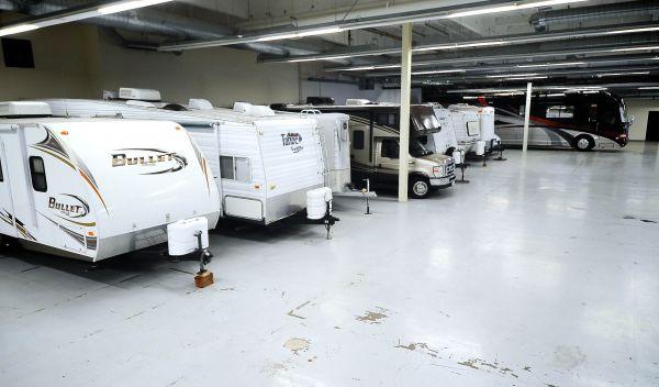 Mission Viejo RV Storage Depot 25725 Jeronimo Road Mission Viejo, CA - Photo 6
