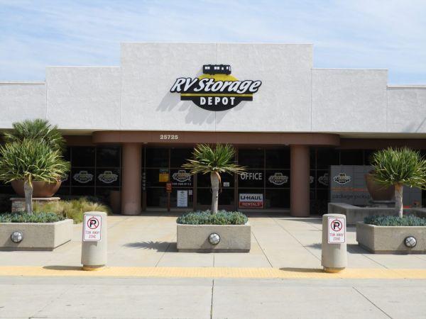 Mission Viejo RV Storage Depot 25725 Jeronimo Road Mission Viejo, CA - Photo 0