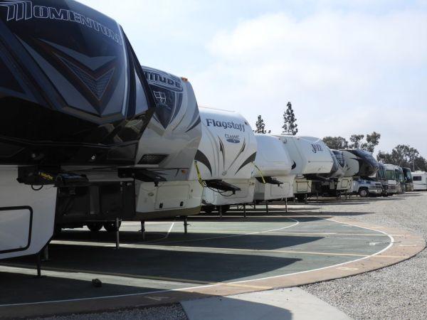 Mission Viejo RV Storage Depot 25725 Jeronimo Road Mission Viejo, CA - Photo 16