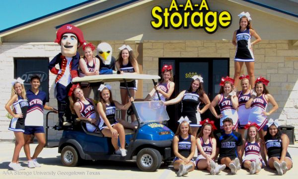 AAA Storage University 3901 E University Ave Georgetown, TX - Photo 2