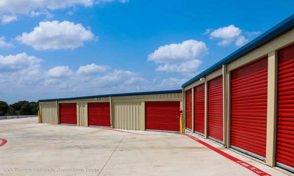 AAA Storage University 3901 E University Ave Georgetown, TX - Photo 7