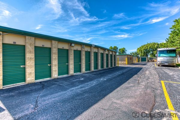 CubeSmart Self Storage - Romeoville 1149 South Frontage Road Romeoville, IL - Photo 2