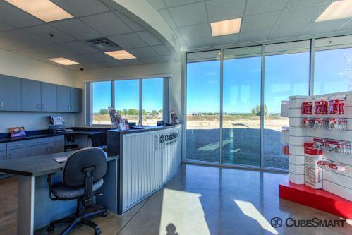CubeSmart Self Storage - San Tan Valley 38300 North Gantzel Road San Tan Valley, AZ - Photo 4