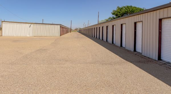 AAA Tech Storage I-27 4415 Interstate 27 Lubbock, TX - Photo 1
