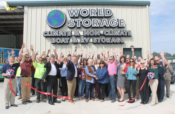 World Storage 1549 Russell Parkway Warner Robins, GA - Photo 1